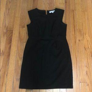 Loft Black sheath dress